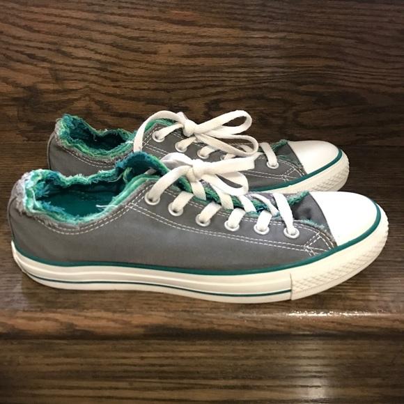 7cd1420a4d4 Women s Converse Chuck Taylor Low multi Upper shoe